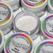 RD Decorative Sparkles Hologram - White -5g-