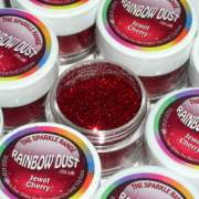 RD Decorative Sparkles Jewel - Cherry Red -5g-