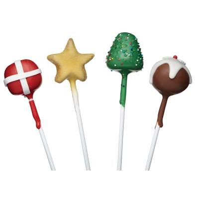 Cake-Pops Form Winter/Weihnachten