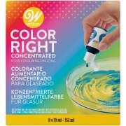 Wilton Color Right Performance Farbmisch System 8x19ml