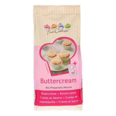 FunCakes Buttercreme Mischung 500g