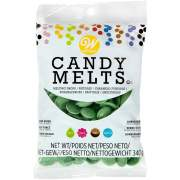 Wilton Candy Melts® Dunkelgrün 340g New