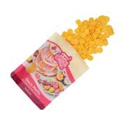 Funcakes Deco Melts - Gelb 250g